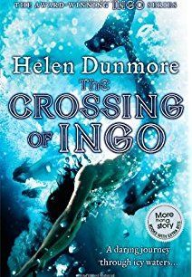 Though I did love its predecessors, The CROSSING Of INGO has to be my favourite of the books in the INGO series.